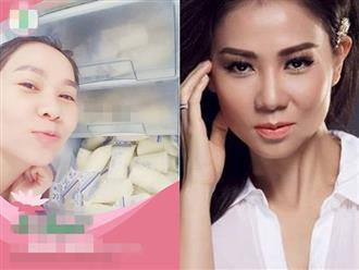 Bị sử dụng hình ảnh trái phép quảng cáo cho thuốc lợi sữa, đại diện Thu Minh nói gì?