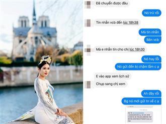 Biết bị lừa chuyển khoản, Hoa hậu Ngọc Hân cố tình 'diễn sâu' khiến kẻ lừa đảo mừng hụt