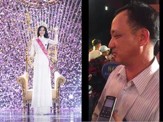 Bố đẻ tân Hoa hậu Việt Nam Đỗ Thị Hà tiết lộ bất ngờ về con gái