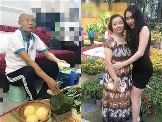 Hình ảnh hiếm hoi của bố mẹ 'Nữ hoàng dao kéo' Phi Thanh Vân: Mộc mạc, chân chất đến không ngờ