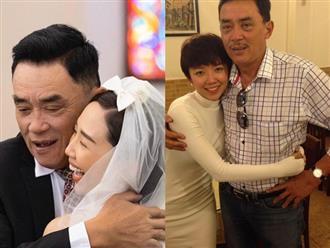 Bố Tóc Tiên khoe ảnh ôm con gái trong ngày cưới, xúc động với lời nhắn tận đáy lòng