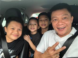 BTV Quang Minh viết tâm thư cho con trai 12 tuổi nhân dịp sinh nhật, tiết lộ món quà đặc biệt