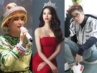 Bước vào kỳ thi THPT 2019, sao Việt gửi lời chúc đến các sĩ tử, ấn tượng nhất là Hoa hậu Phạm Hương