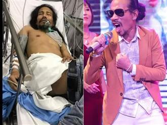 Ca sĩ Hồ Phàm bị tai nạn thủng phổi: Gia cảnh vô cùng khó khăn, vợ bị ung thư