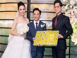Ca sĩ Ngọc Sơn tiết lộ về món quà cưới giá trị 'khủng' tặng vợ chồng Cường Đô la