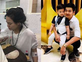 Giữa lùm xùm đấu tố với chồng cũ, Nhật Kim Anh gặp vấn đề sức khỏe, ho ra máu