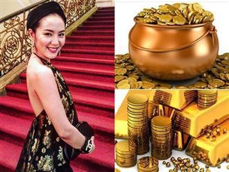 Giữa cơn sốt vàng lên giá, ca sĩ Phương Linh tiết lộ đã chôn 188 cây vàng dưới gầm giường suốt 8 năm