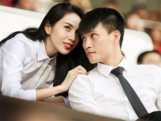 Ca sĩ Thủy Tiên cho rằng muốn gia đình hạnh phúc thì đàn ông nên 'sợ vợ'