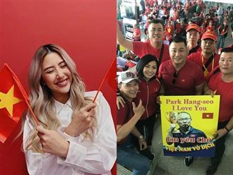 Cách ăn mừng có 1-0-2 của sao Việt sau khi U22 giành huy chương vàng SEA Games 30