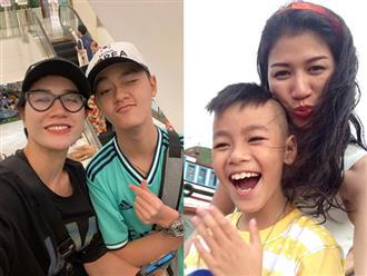 Hơn 10 năm chăm sóc, cách Trang Trần đối xử với con trai nuôi khuyết tật khiến nhiều người nghẹn ngào