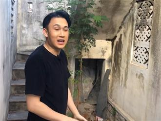 Căn nhà chứa cả tuổi thơ của Dương Triệu Vũ, Hoài Linh để hoang, không bán