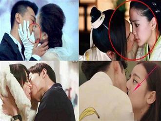 'Bóc trần' sự thật khó tin sau cảnh hôn nóng rực trong phim Hoa ngữ từng khiến fan 'mất ngủ'