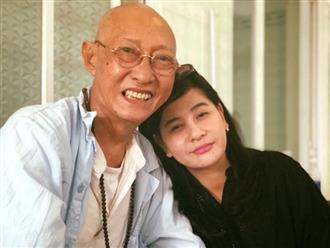 Cát Phượng xót xa khi thăm nghệ sĩ Lê Bình