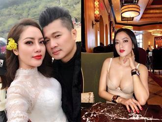Chân dung bà xã gợi cảm yêu gần 5 tháng, mang bầu 4 tháng của ca sĩ Lâm Vũ