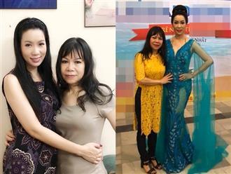 Chân dung chị gái lấy chồng Tây, hiếm khi xuất hiện của Á hậu Trịnh Kim Chi