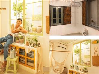 """Chàng trai 9x không ngại """"canh sale"""" mua đồ giá rẻ để cải tạo lại căn hộ của mình ở Sài Gòn"""
