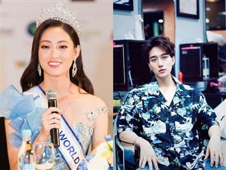 Châu Đăng Khoa đăng ký làm bạn trai Hoa hậu Lương Thùy Linh