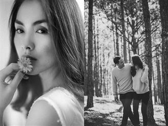 Chỉ chụp ảnh đen trắng, Hà Tăng vẫn 'đốn tim' fan với nét đẹp băng thanh ngọc khiết