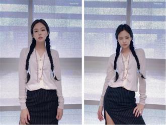 """Chỉ có thể là Jennie: Lên đồ lủng củng không ra trường phái gì vẫn cứ """"ok lah"""", nếu là người khác chắc bị chê tơi bời rồi"""