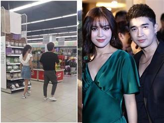 Chi Dân và Lan Ngọc bị bắt gặp cùng đi mua sắm giữa tin hẹn hò