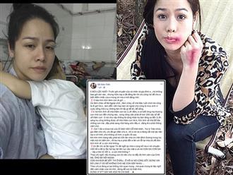 Chị gái Nhật Kim Anh tiết lộ Bửu Lộc từng đánh đập, dí dao vào cổ dù vợ bầu bí