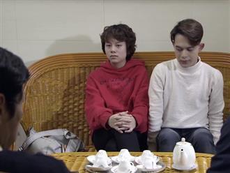 Chỉ một câu nói, Quang Anh để lộ cái kết siêu hot về Dương và Bảo phim 'Về nhà đi con'