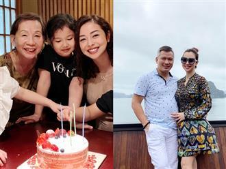 Chỉ một chi tiết, hé lộ mối quan hệ thật của Hoa hậu Jennifer Phạm và mẹ chồng