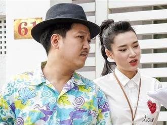 """Chia sẻ đoạn hội thoại tình tứ của 2 vợ chồng, Nhã Phương - Trường Giang khiến fan phấn khích: """"Sến quá"""""""