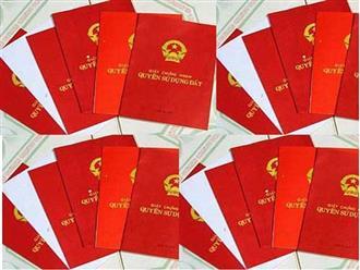 Chính sách mới về cấp sổ đỏ cho nhà đất riêng lẻ tại Tp.HCM