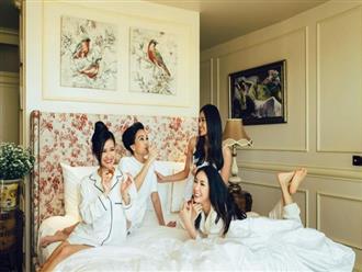 Choáng ngợp trước căn penthouse của Hoa hậu Hà Kiều Anh: Giàu có nhất nhì showbiz, view 4 mặt đều là biển và núi