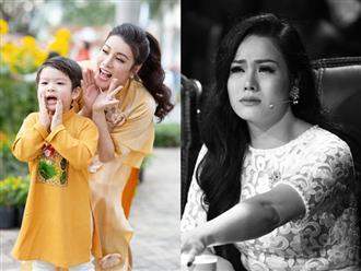 Chồng cũ 'mất tích' đến mùng 3 Tết, Nhật Kim Anh van lạy vì không được gặp con trai