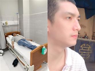 Chồng cũ Phi Thanh Vân chua xót vì bị bạn bè xa lánh sau khi vỡ nợ, phải vào chùa tìm bình an