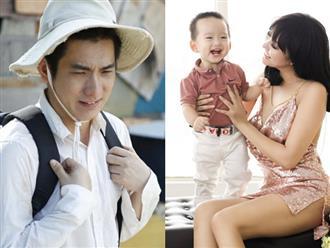 Đầu năm, chồng cũ Phi Thanh Vân viết thư xin lỗi con trai vì không làm tròn bổn phận