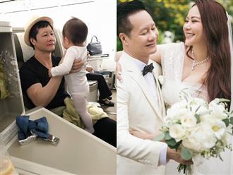 Chồng Phan Như Thảo tự hào về tài kinh doanh của bà xã, doanh thu tăng gấp 100 lần sau khi lấy chồng sinh con