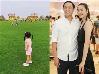 Chồng Tăng Thanh Hà khoe ảnh con gái, dù chẳng thấy mặt nhưng dân tình vẫn phát sốt vì cô bé sở hữu điều này của bố mẹ