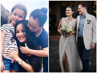 Nhân dịp sinh nhật con, Hồng Nhung bất ngờ nhắc lại ký ức ngày còn hạnh phúc bên chồng cũ