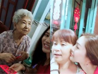 Chưa đám cưới chính thức, Linh Chi đã ăn tết nhà Lâm Vinh Hải