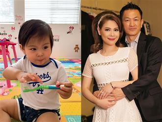 Chưa tròn 2 tuổi, con gái Thanh Thảo đã biết đọc chữ, đếm số vì có người cha tuyệt vời