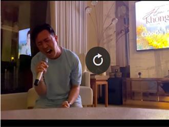 Cười ngất với clip Trấn Thành gào muốn 'đứt gân cổ' hát cho Hari Won nghe, đã vậy còn bị chê mập ú