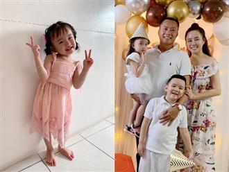 Con gái có năng khiếu ca hát, Vy Oanh vẫn quyết không đào tạo chuyên nghiệp vì lý do này