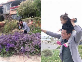 Con gái mới 2 tuổi, Hoàng Anh đã nêu tiêu chí kén rể cực chất, chuẩn 'ông bố Việt'