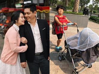 Con trai 9 tuổi làm điều đáng tự hào, Thanh Thúy thốt lên: 'Cần con chứ không cần chồng'