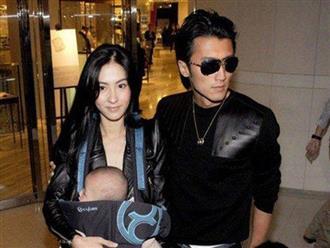 Con trai cả của Trương Bá Chi cầu mong bố mẹ tái hợp, Tạ Đình Phong khổ sở nuốt nước mắt vào trong?