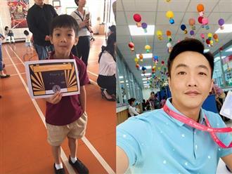 Con trai Hồ Ngọc Hà – Cường Đô la vượt cấp, 10 tuổi đã học lớp 6?