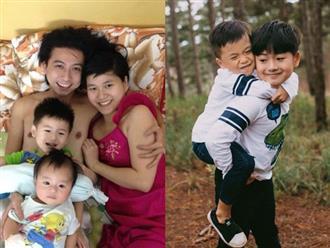 Con trai Lâm Vỹ Dạ làm văn tả mẹ, hóa ra trong mắt cậu bé cô là người mẹ thế này