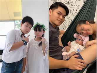 Ít được gần mẹ từ khi có em, con trai Lê Phương tâm sự khiến mẹ xúc động nghẹn ngào