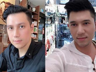 Cùng trùng tu nhan sắc ở tuổi 40, Việt Anh và Lương Bằng Quang lại giống nhau thế này