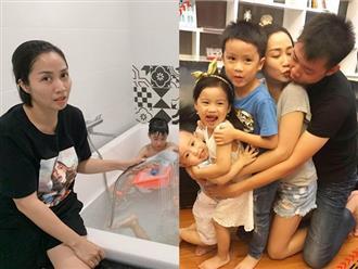 Cuộc sống bận 'thở không ra hơi' nhưng hạnh phúc không ai bằng của Ốc Thanh Vân và chồng