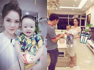 Cuộc sống giàu sang ngôn tình của Dương Cẩm Lynh trước khi chia tay người chồng từng chi 3 triệu mỗi ngày mua hoa tặng vợ