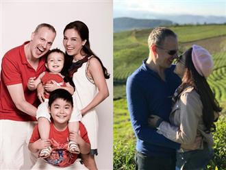 Lý Thanh Thảo tiết lộ cuộc sống hạnh phúc đáng mơ ước bên bạn trai Tây